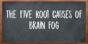 The Five Root Causes of Brain Fog